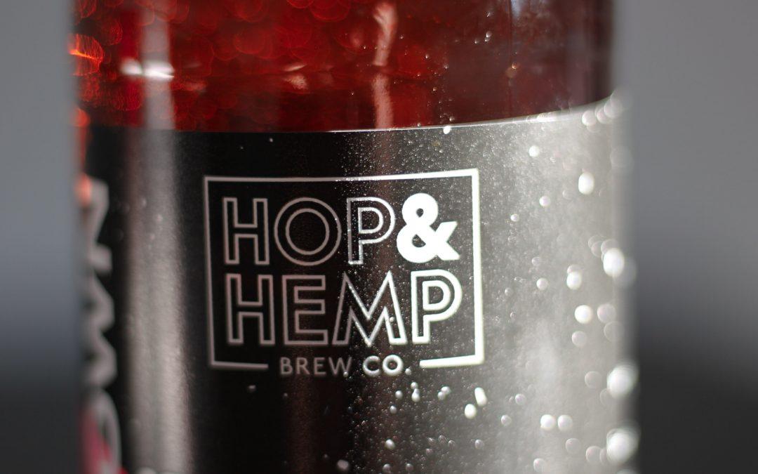 Lowdown Lager – Hop and Hemp
